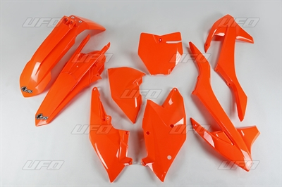 KTM Mx plastik, Ufo, SX 16-18, SX-F 16-17, Fluo orange